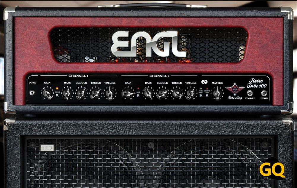 Brainworx ENGL Amps, einer der besten Gitarrenverstärker-Simulator VST Plugins für Heavy Metal.