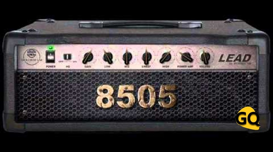 Nick Crow Lab 8505, un grand ampli virtuel pour les guitaristes de heavy metal.