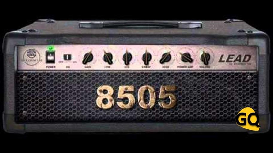 Nick Crow Lab 8505, ein großartiger virtueller Verstärker für Heavy-Metal-Gitarristen.