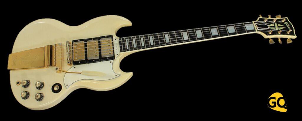 Gibson SG Les Paul Custom 1964.