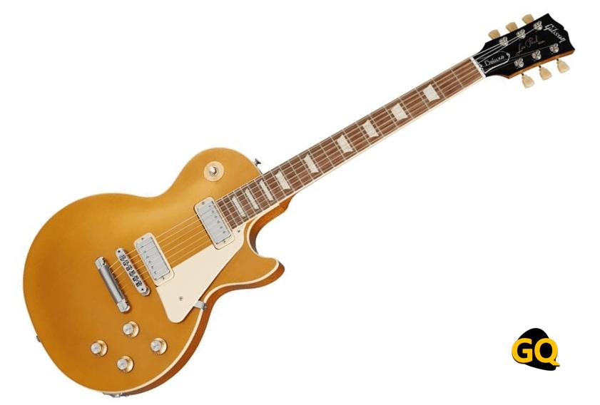 Gibson Les Paul 70s Deluxe avec mini-Humbuckers Gold Top