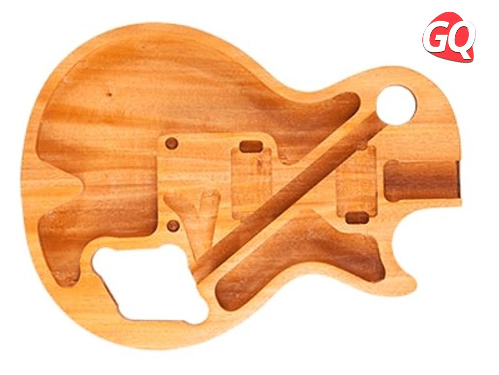 Chambering, el alivio de peso más extremo para Gibson Les Paul.