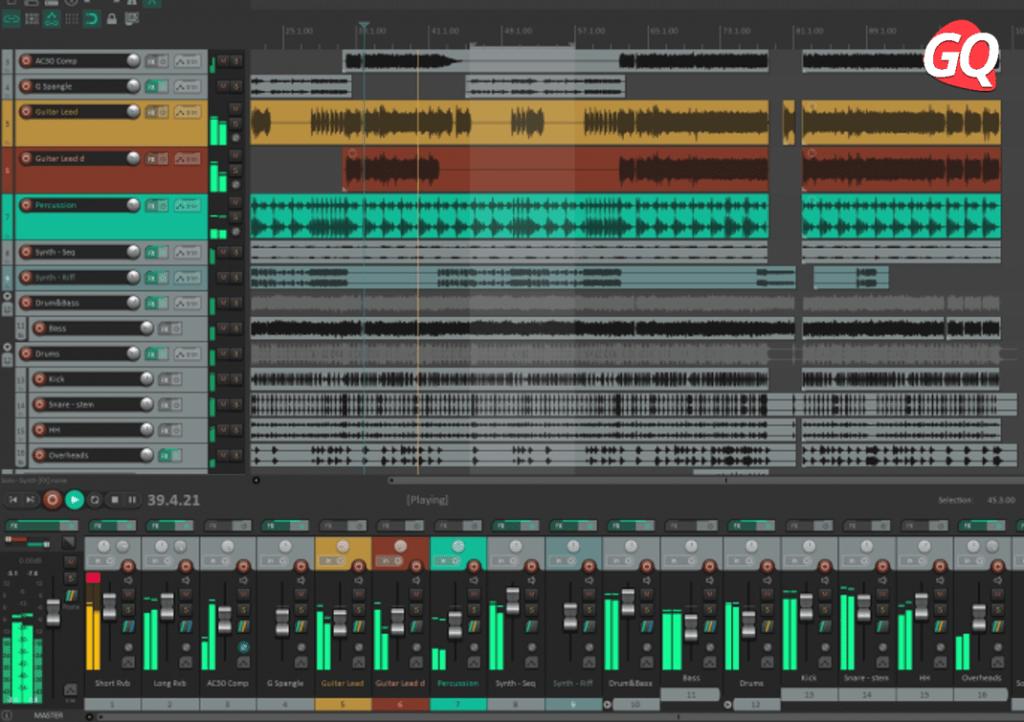 Cockos Reaper 6, software de grabación musical para productores novatos.