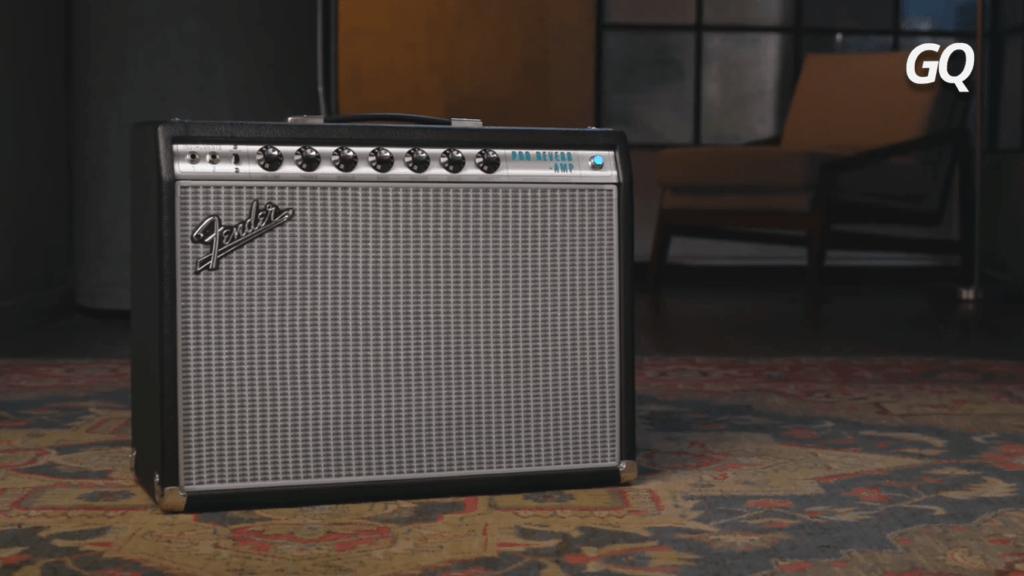 Fender lanza amplificador Custom '68 Pro Reverb Silverface