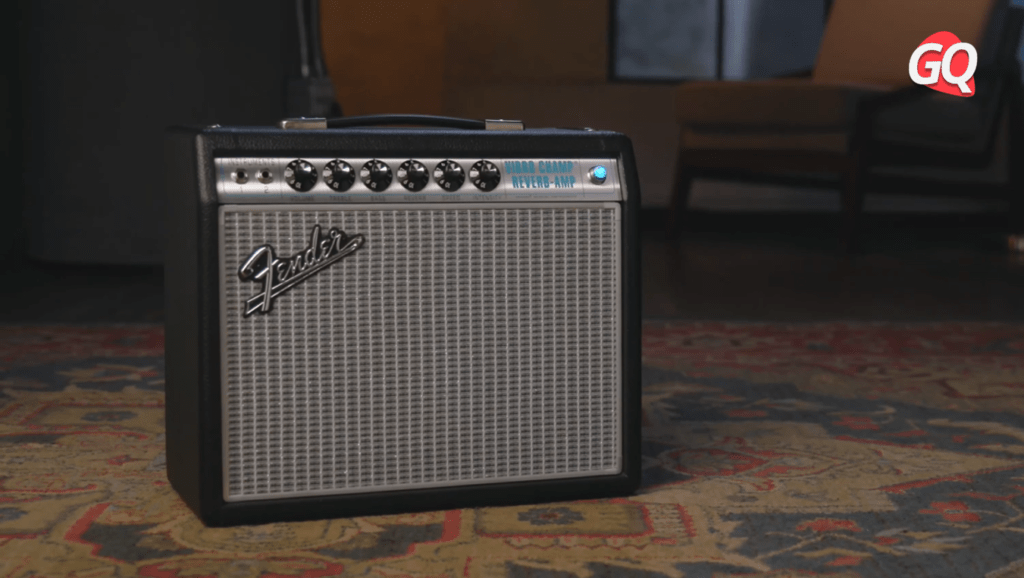Fender Releases New Vibro Champ Reverb Custom '68 Silverface