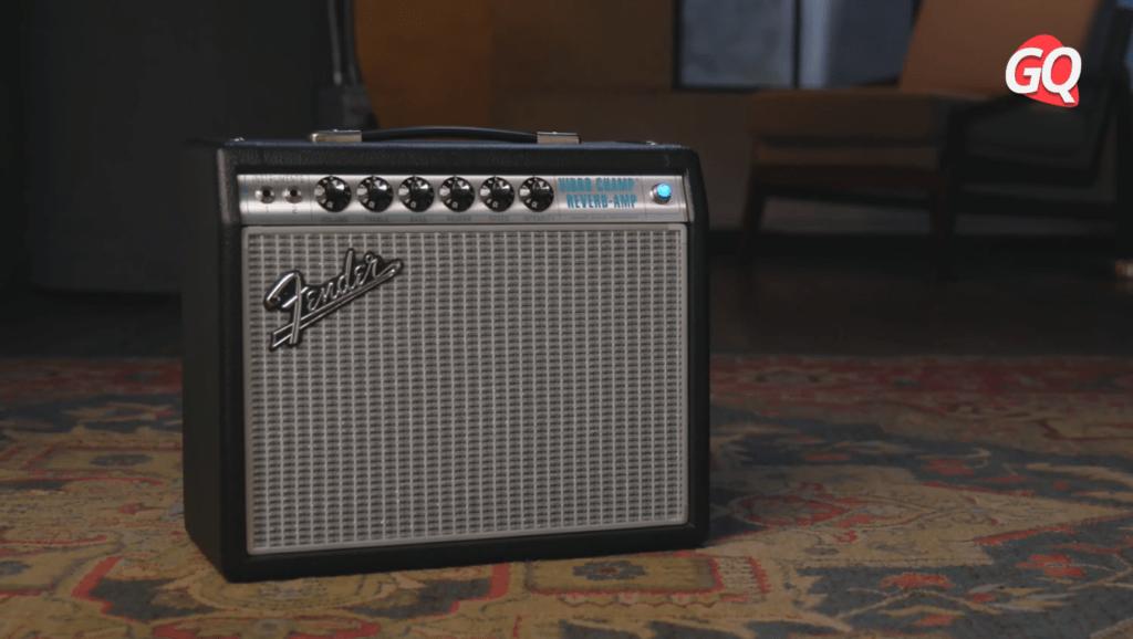 Fender lanza el nuevo Vibro Champ Reverb Custom '68 Silverface