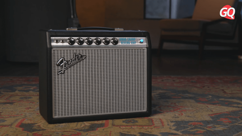 Fender '68 Custom Vibro Champ Reverb
