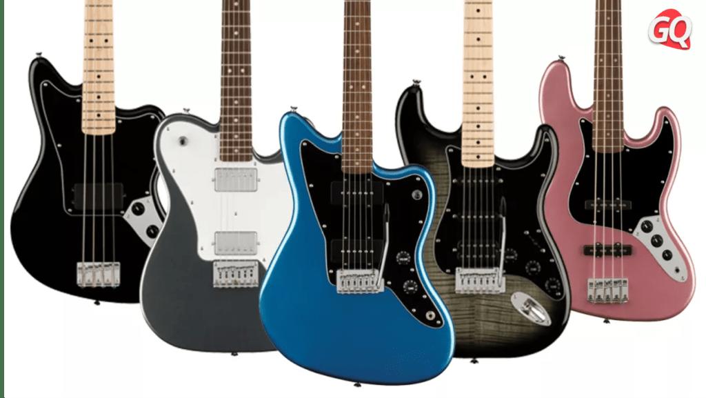 Squier Affinity aggiunge nuovi modelli Stratocaster, Telecaster e Jazzmaster