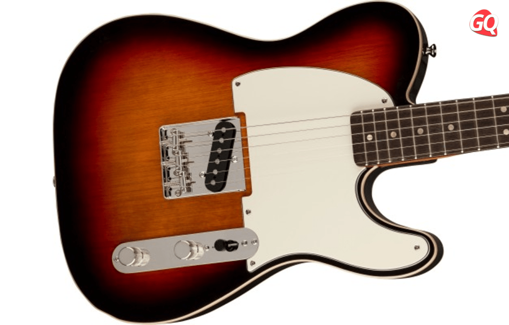 Body of the new Esquire Custom CV 60s.