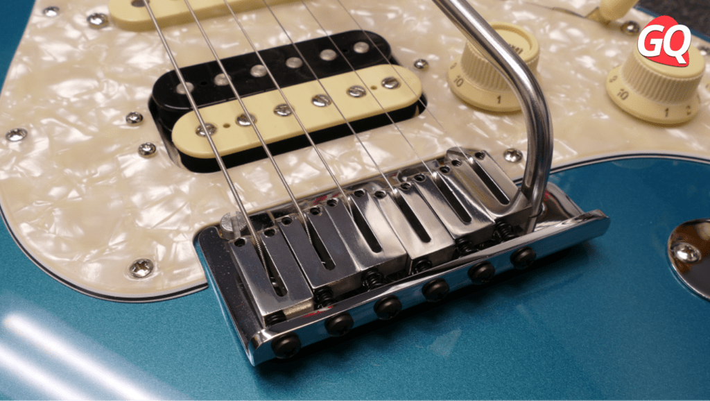 Block Sättel für Stratocaster.