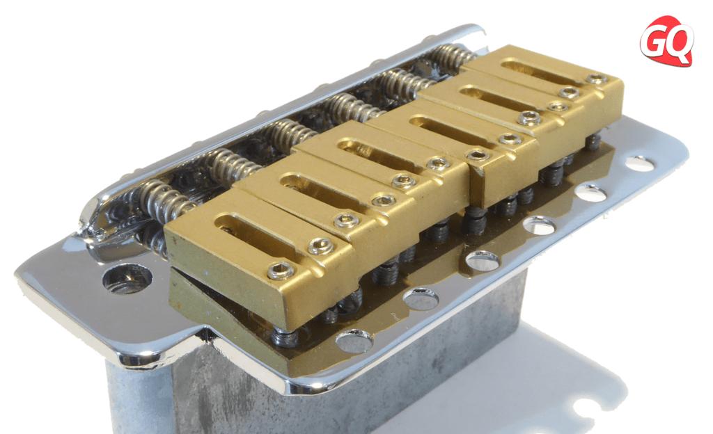 Messing Block Sättel für Stratocaster.