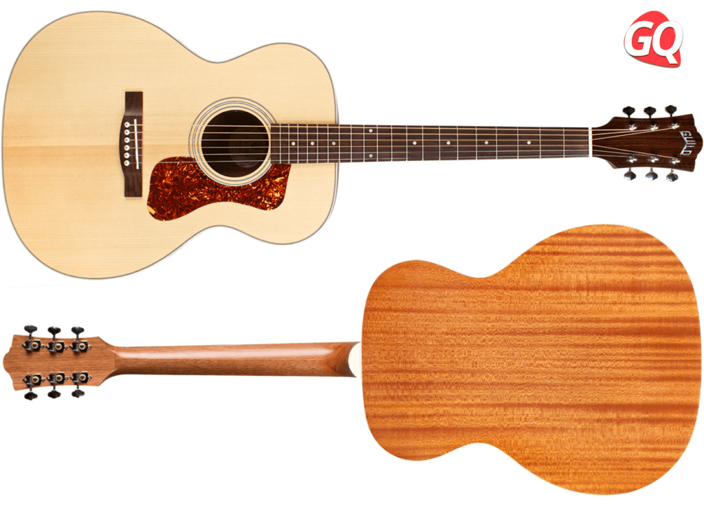 Acoustic guitars are one of the most popular types of guitar, also known as steel-string acoustic guitars.