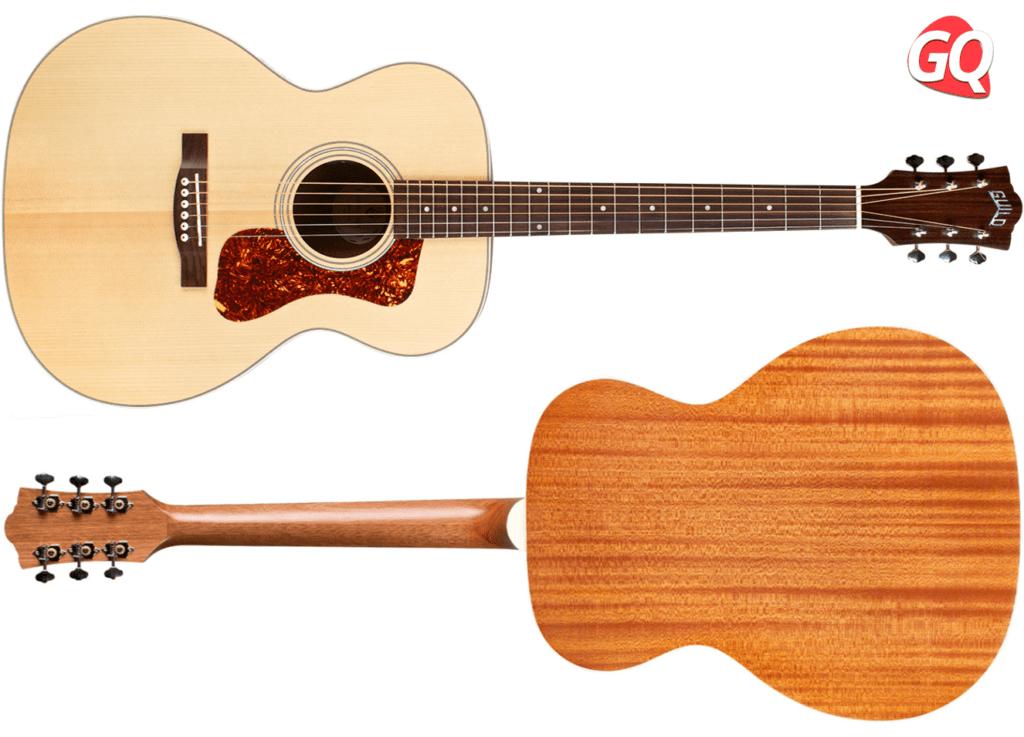Akustikgitarren sind eine der beliebtesten Gitarrentypen, auch bekannt als Westerngitarren.