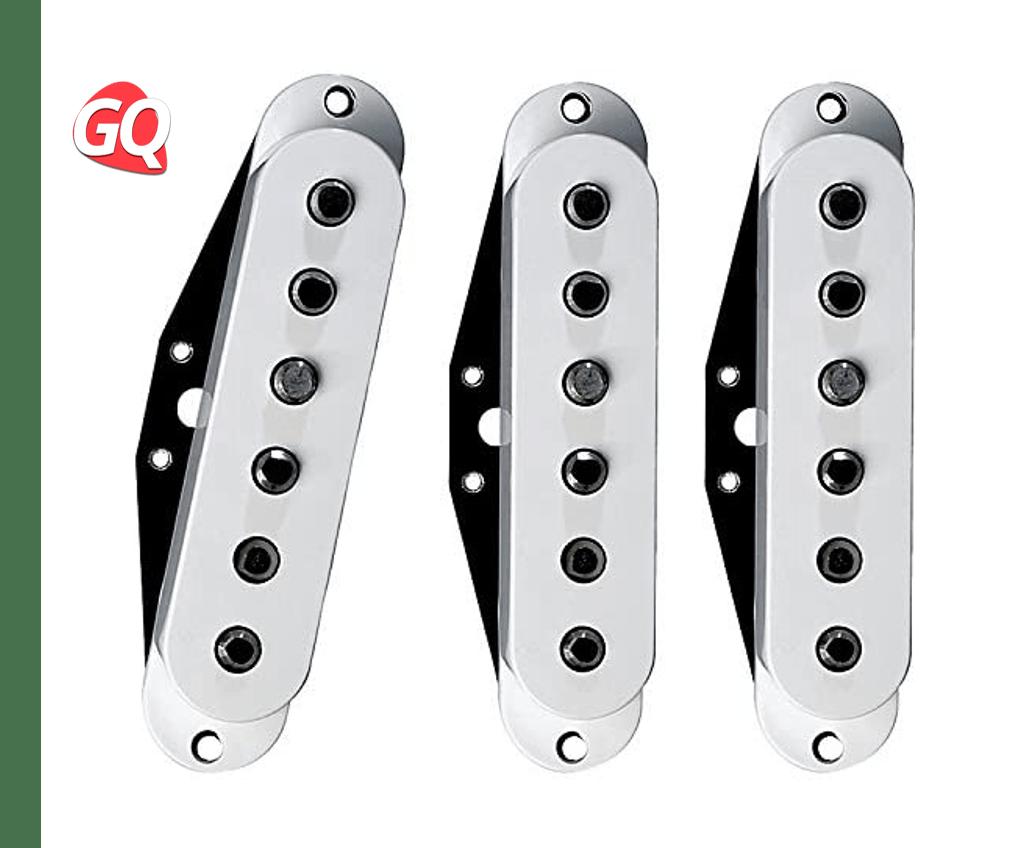 DiMarzio Area 61, 58 e 67, stack che suonano come un pickup Stratocaster Singlecoil.