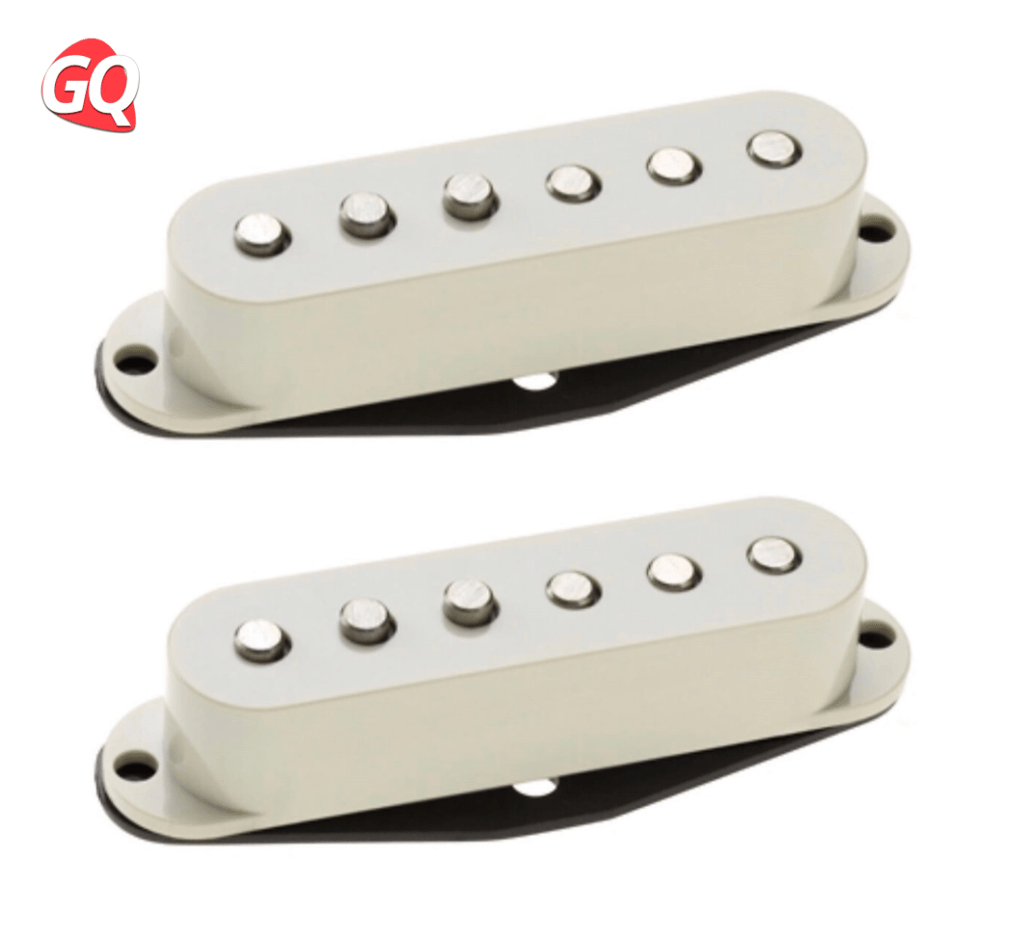 DiMarzio Injector Bridge & Neck: one of the most versatile stack type pickups for Stratocaster.