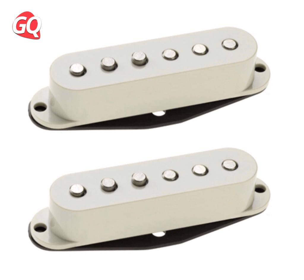 DiMarzio Injector Bridge & Neck: uno dei pickup stack più versatili per Stratocaster.