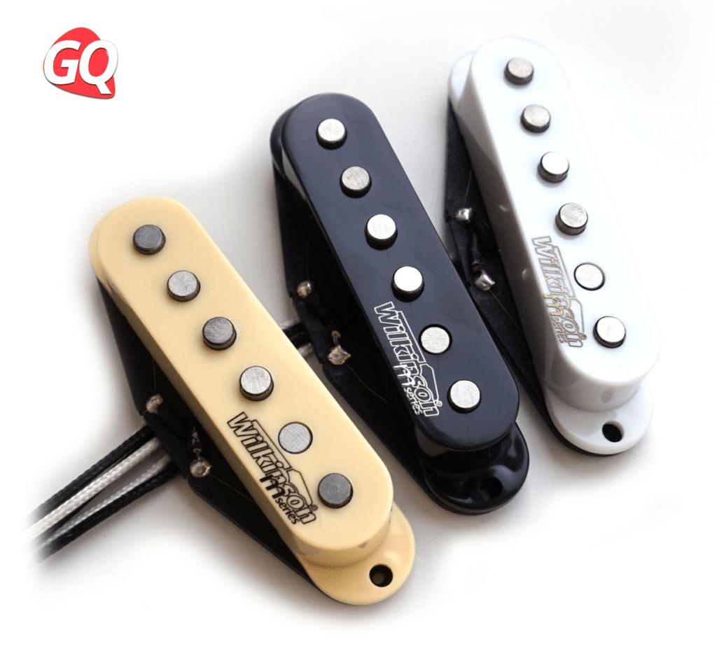 Wilkinson M Series Vintage Tone Alnico V, il set più economico della nostra selezione.