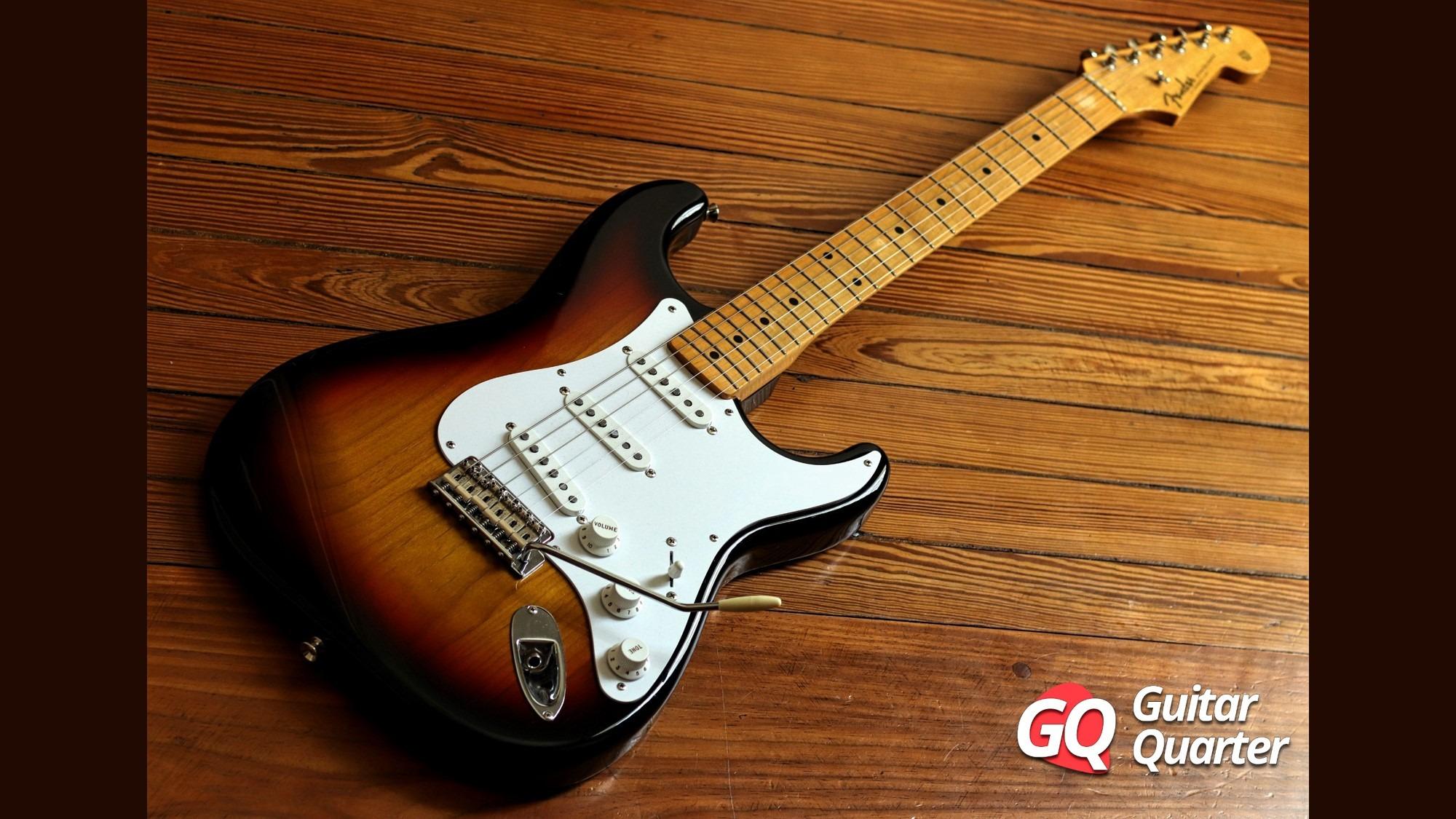 Mejores años de la Fender Stratocaster