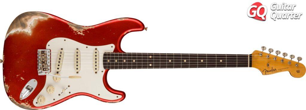 Fender Stratocaster Custom Shop 1959 Heavy Relic.