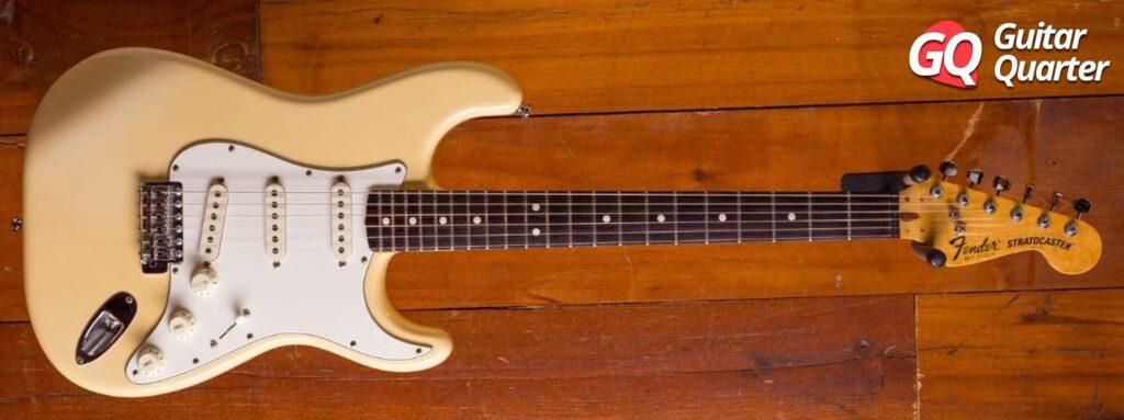 "Fender Stratocaster 1982: ""Dan Smith Strat"""